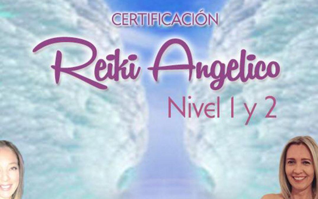 Certificación Reiki Angélico