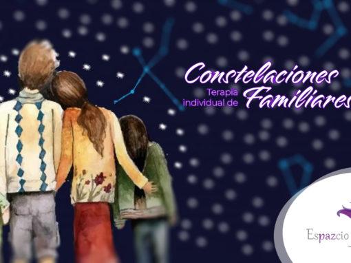 Terapia individual de Constelaciones Familiares