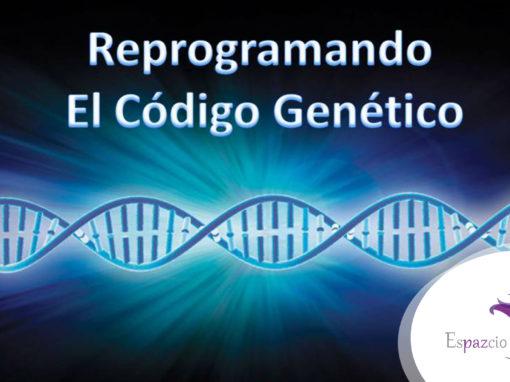Reprogramando el Código Genético