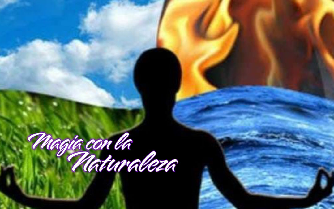 Magía con la naturaleza